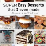 Super Easy Dessert that I can even make {and I did!!!}