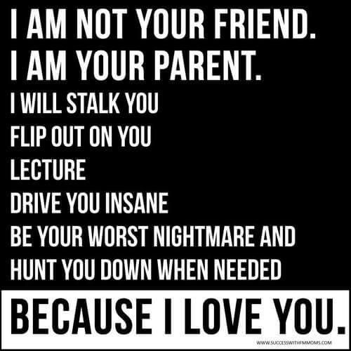 parent friend