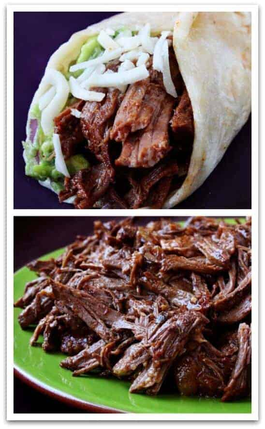 Shredded Beef For Tacos Recipe — Dishmaps