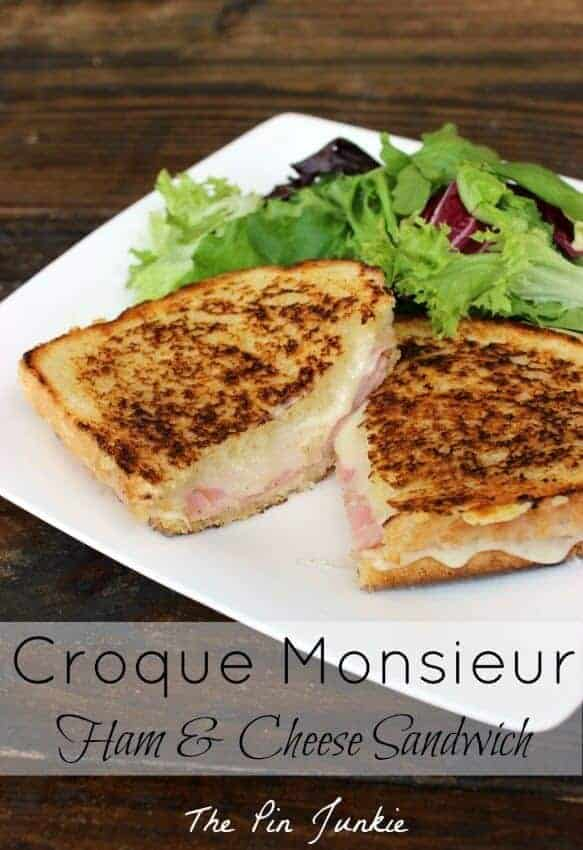 Croque Monsieur from The Pin Junkie