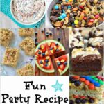 Fun Party Recipe Ideas from Princess Pinky Girl