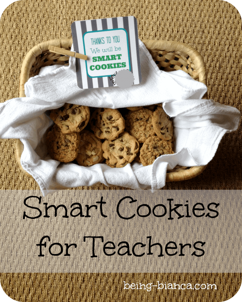 Smart Cookie Printable from Being Bianca