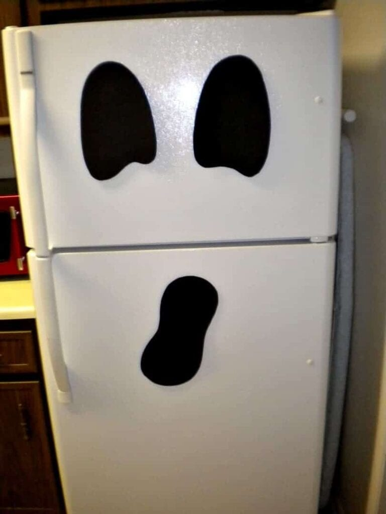ghost fridge