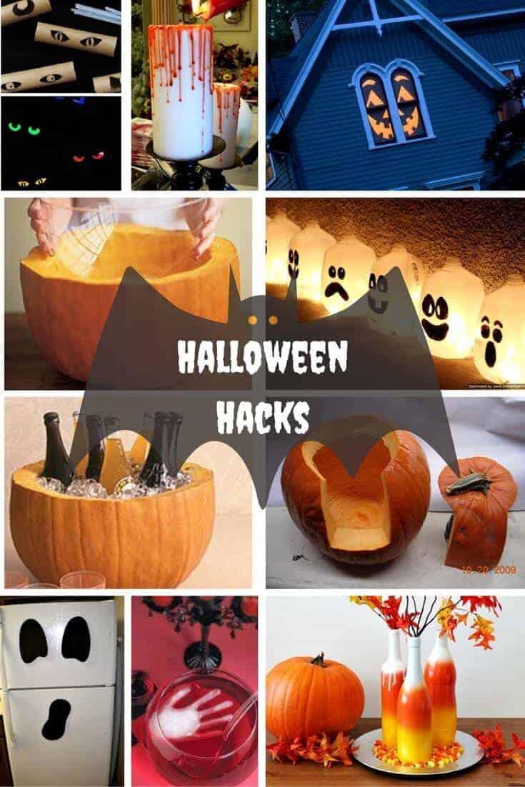 halloween hacks