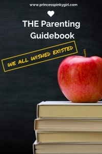 Parenting Guidebook – What to expect after your expected!