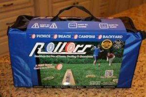 Family Game Review: Rollors Yard Game