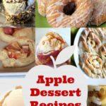 Apple Dessert Recipe Ideas