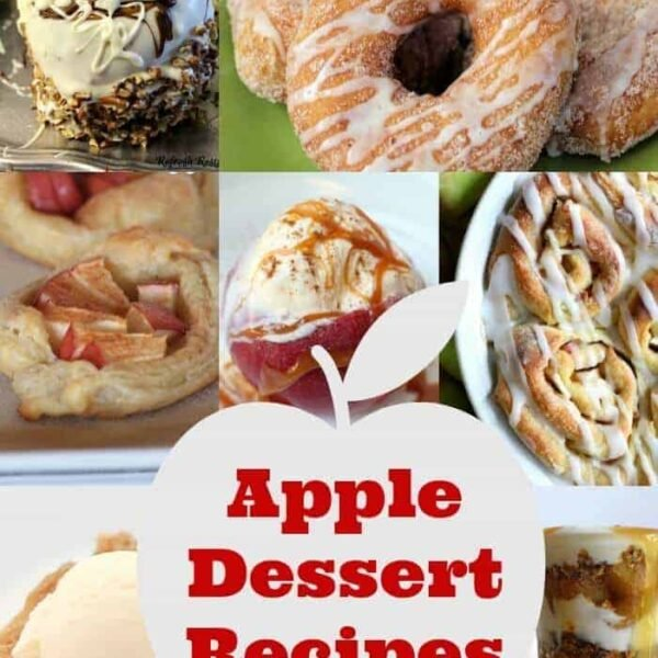 Apple Dessert Recipe Ideas