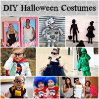 DIY Halloween Costumes Square