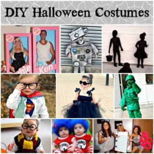 DIY Halloween Costumes Square