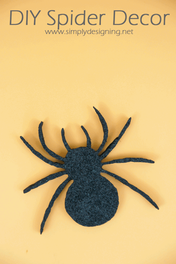 DIY Spider from Simply Designing