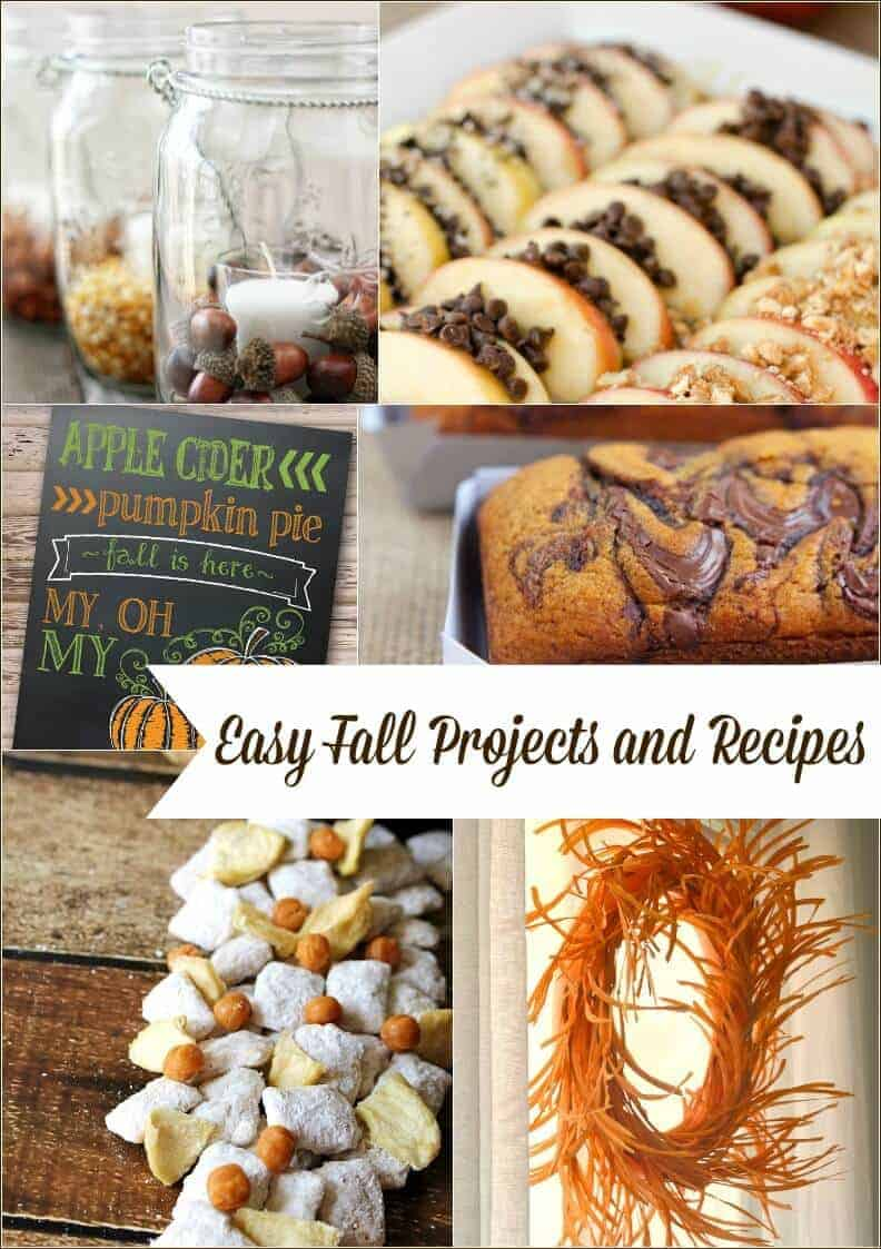 Easy Fall Projects and Recipes (2)