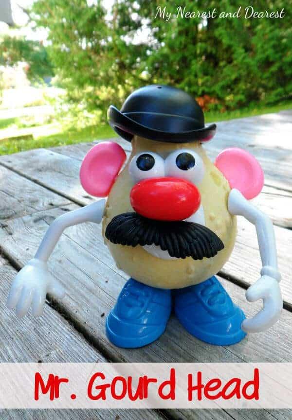 Mr. Gourd Head by My Nearest and Dearest