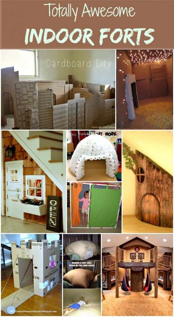 Totally Awesome Indoor Forts Princess Pinky Girl