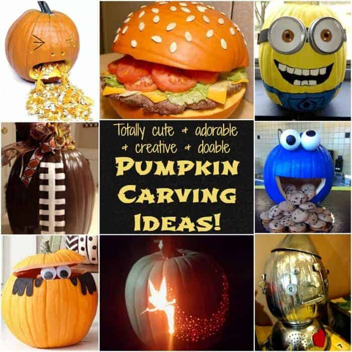 Totally Cute Adorable Creative Pumpkins Page 2 Of 2