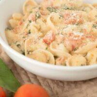 Spinach-Tomato-Tortellini