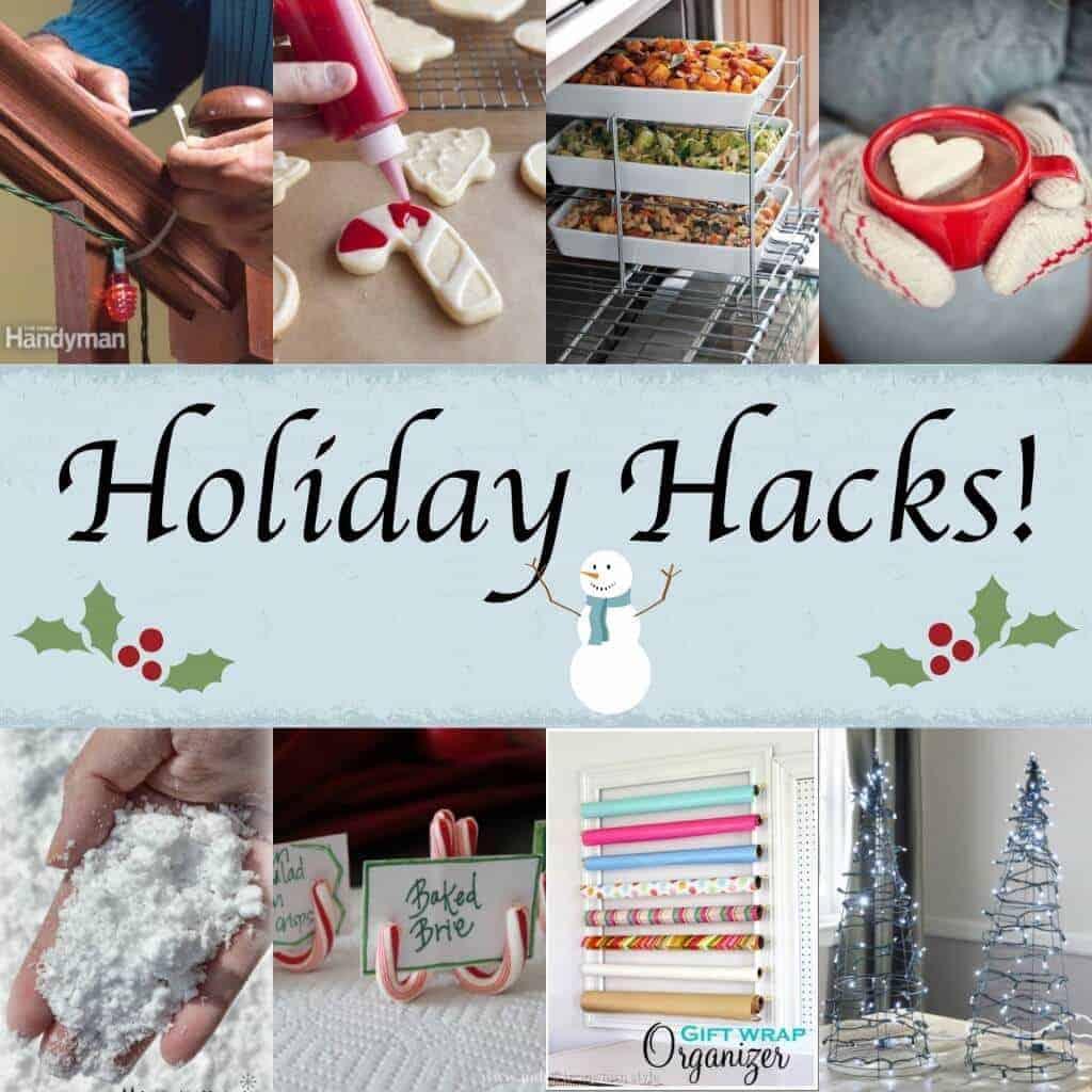 holiday hacks sq