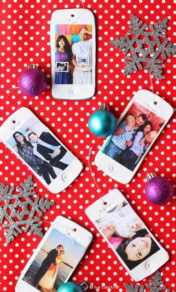 I Phone Ornaments by Club CHica CIrcle