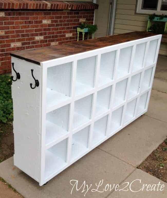 Cubby Shelf by My Love 2 Create