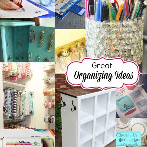 Great Organization Ideas