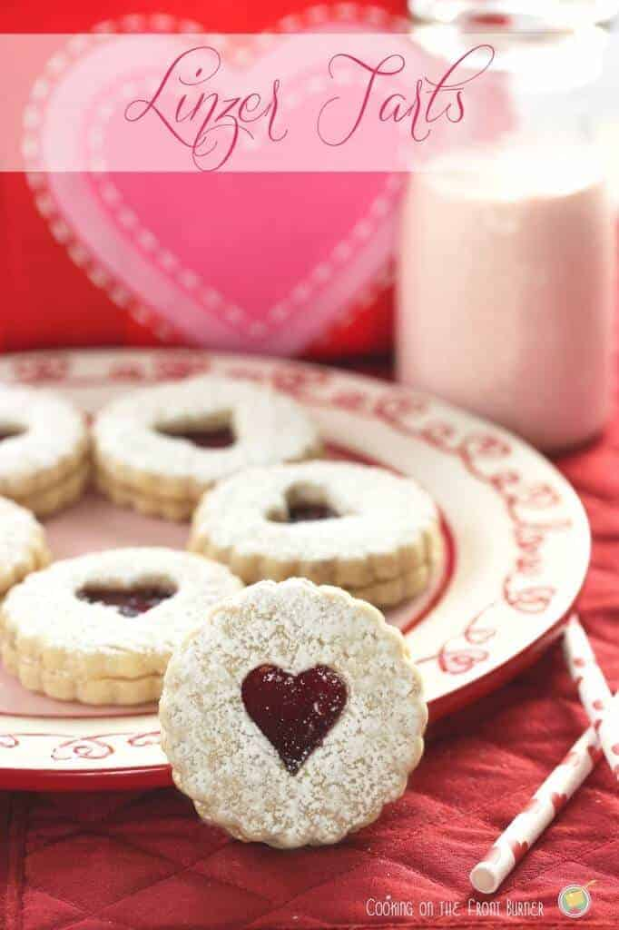 Linzer Tarts by Cookng on the Front Burner