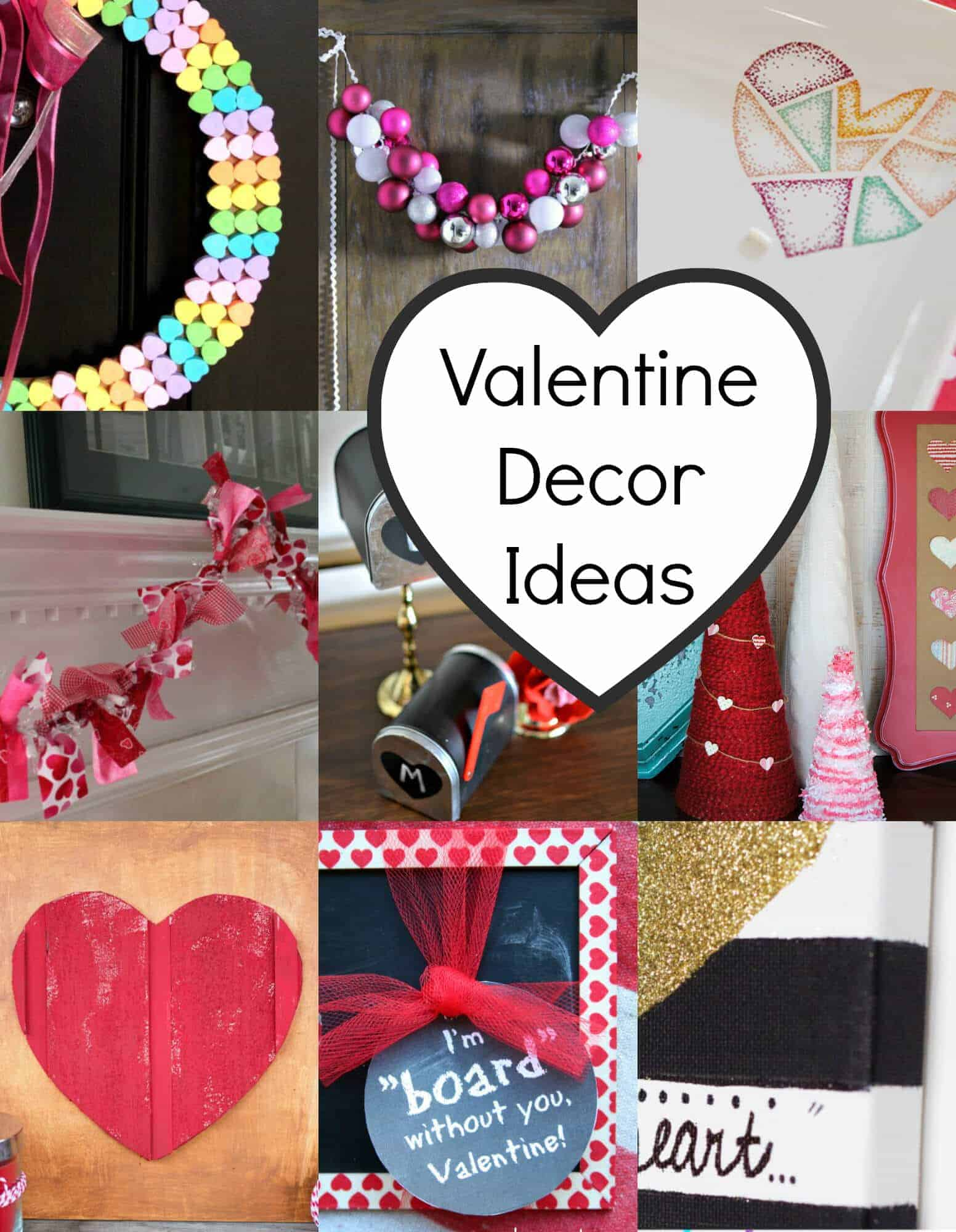 Valentine decorations you will love page 2 of 2 for Decor you adore facebook