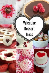 Delicious Valentine Dessert Ideas