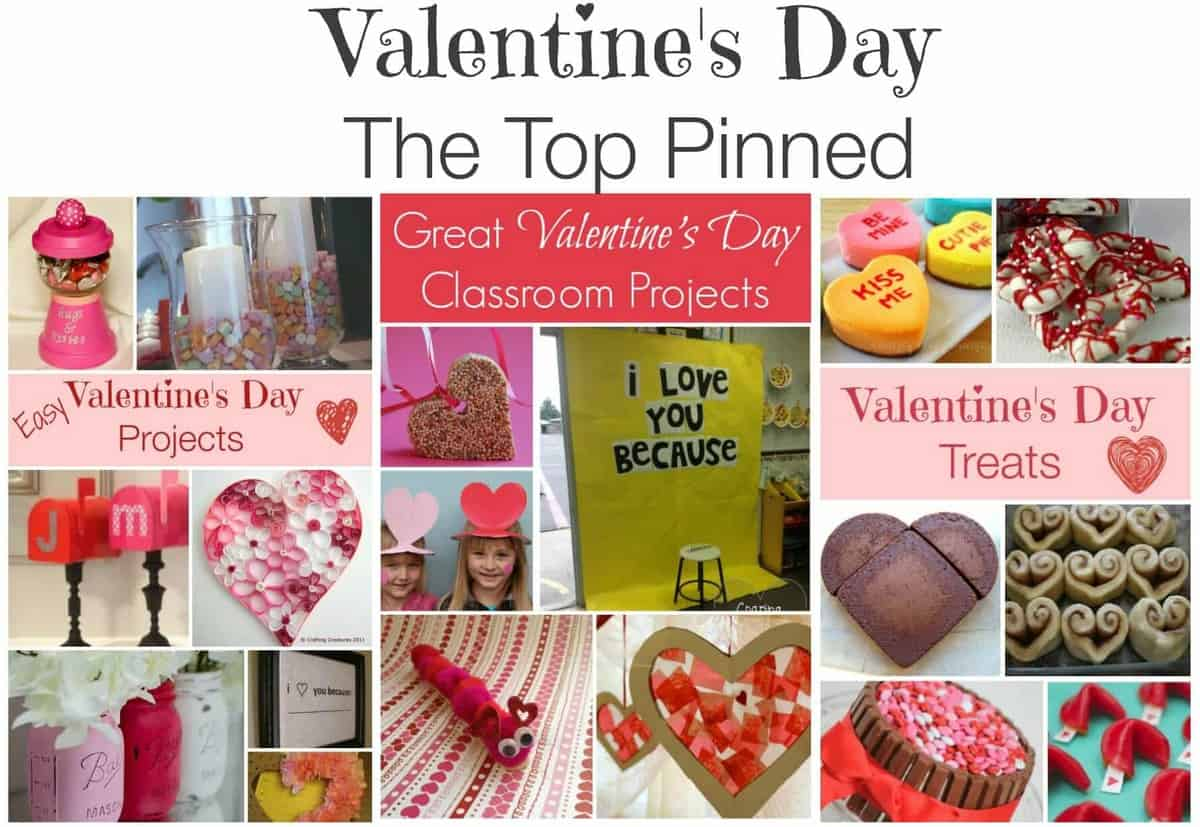 Valentines Day Ideas: Top Pinned Valentine's Day Ideas