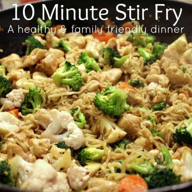 stir fry square