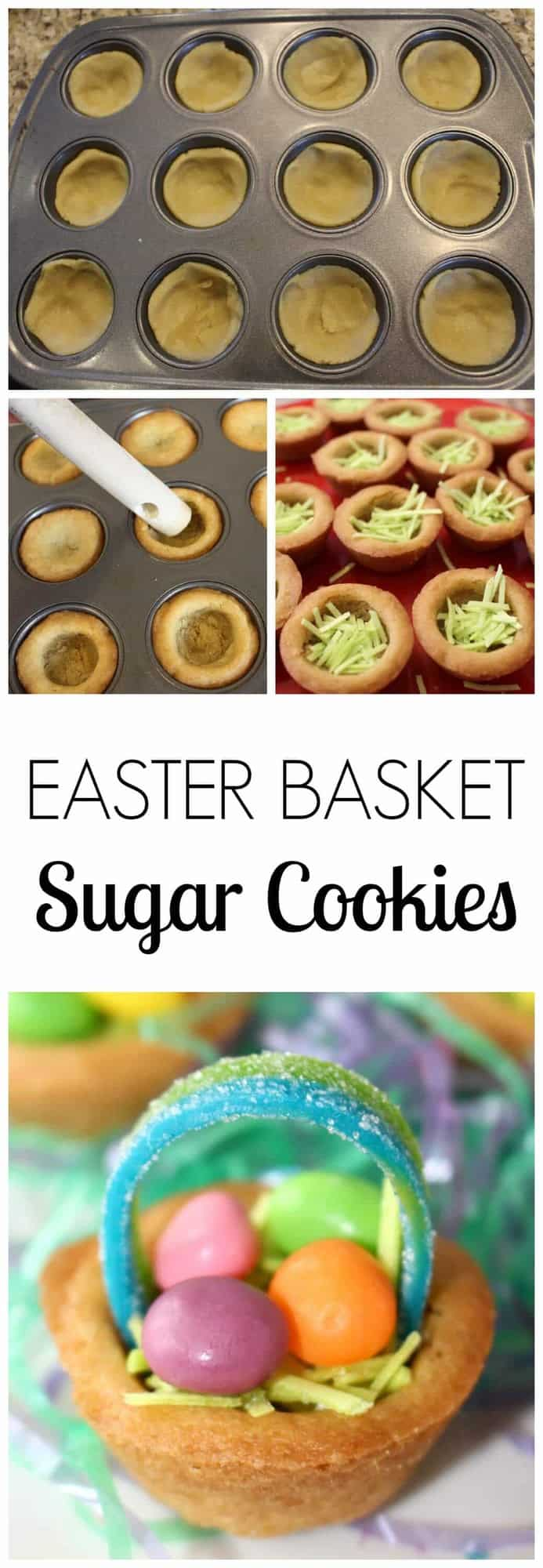 Easter Basket Sugar Cookies - Page 2 of 2 - Princess Pinky ...
