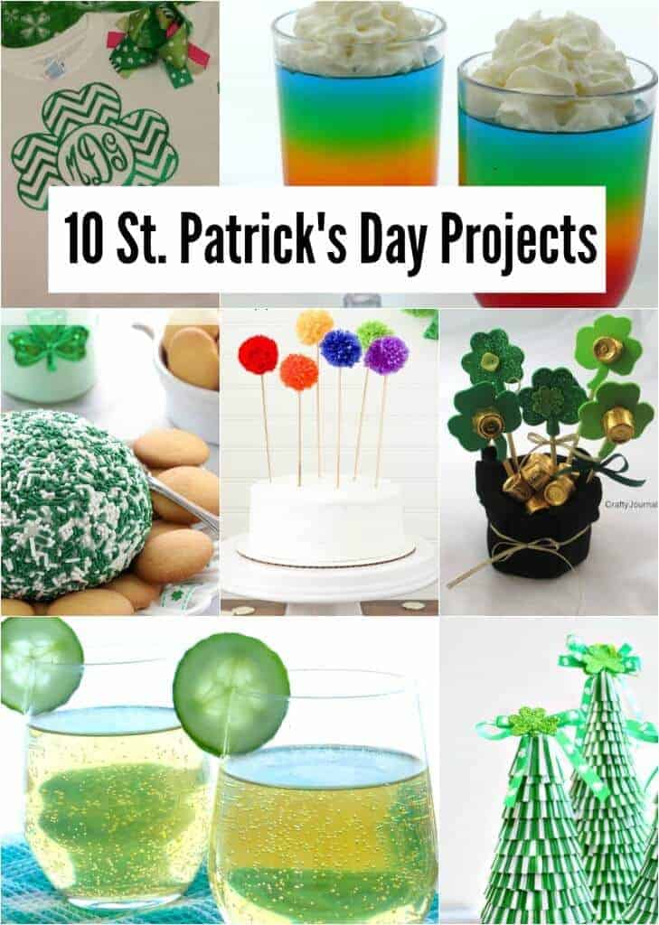 St. Patricks Day Projects