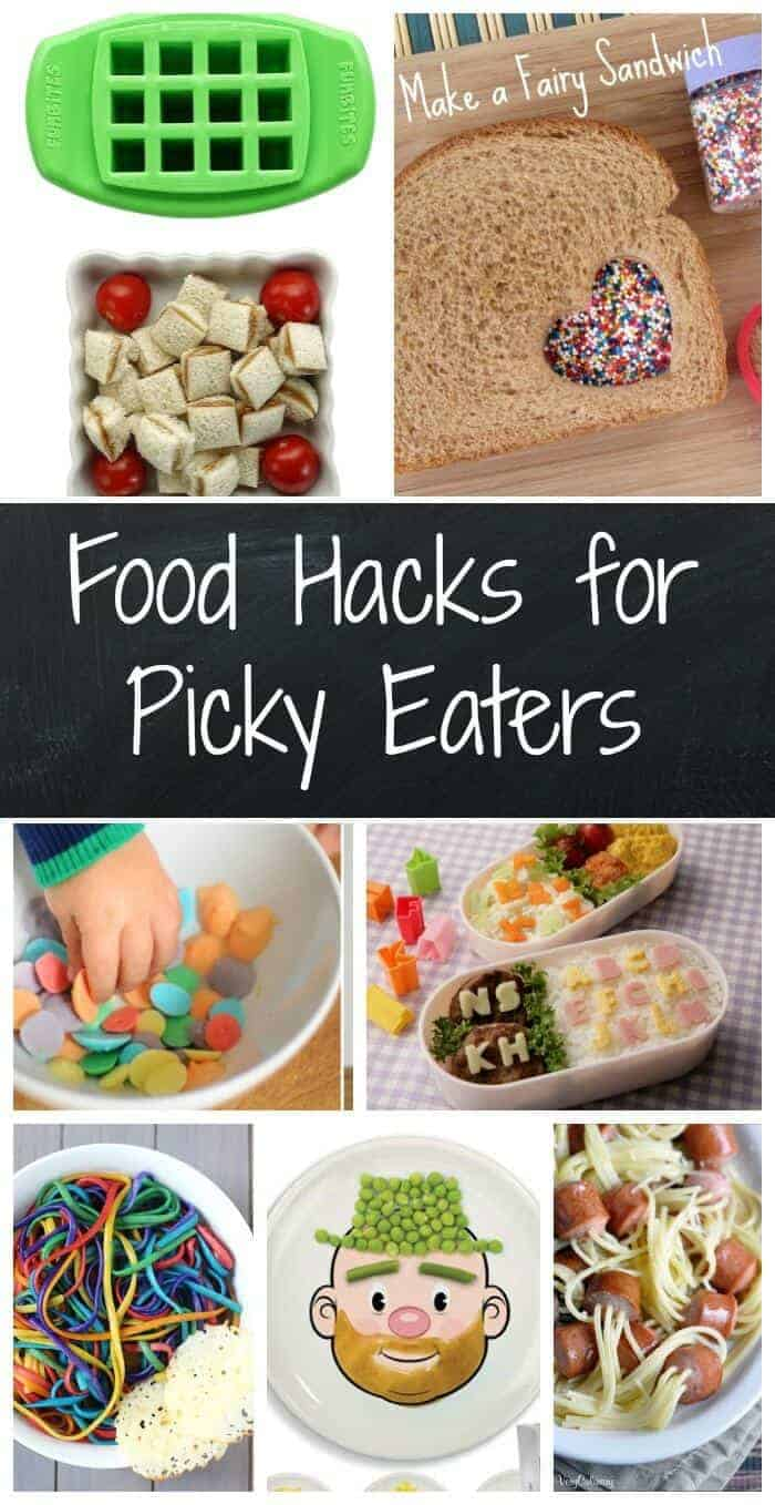 food hacks for the picky eater