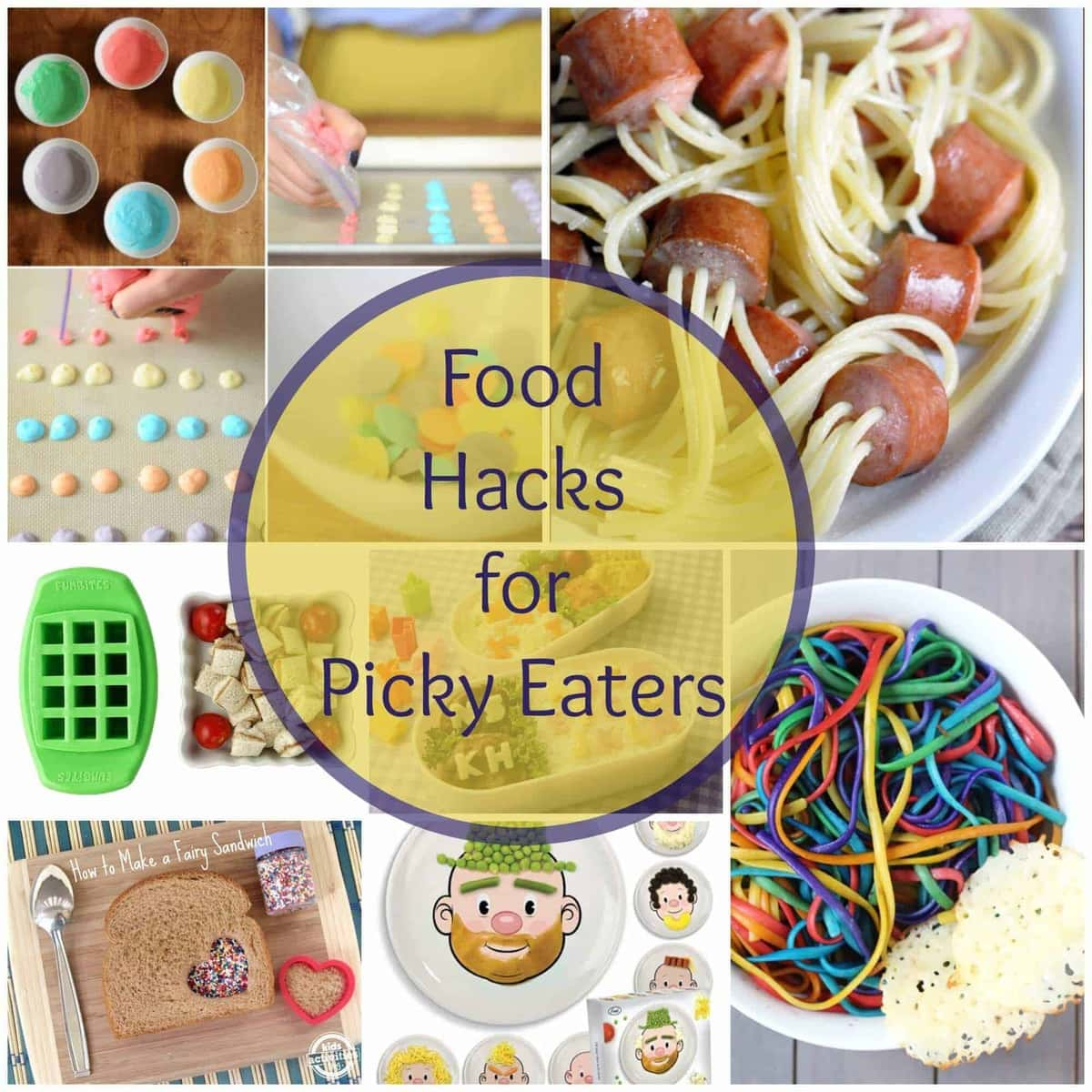 Food Hacks For Your Picky Eater