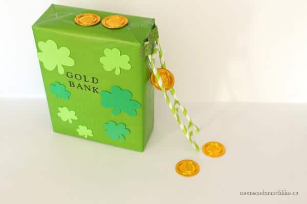 leprechaun trap by Moms and Munchkins