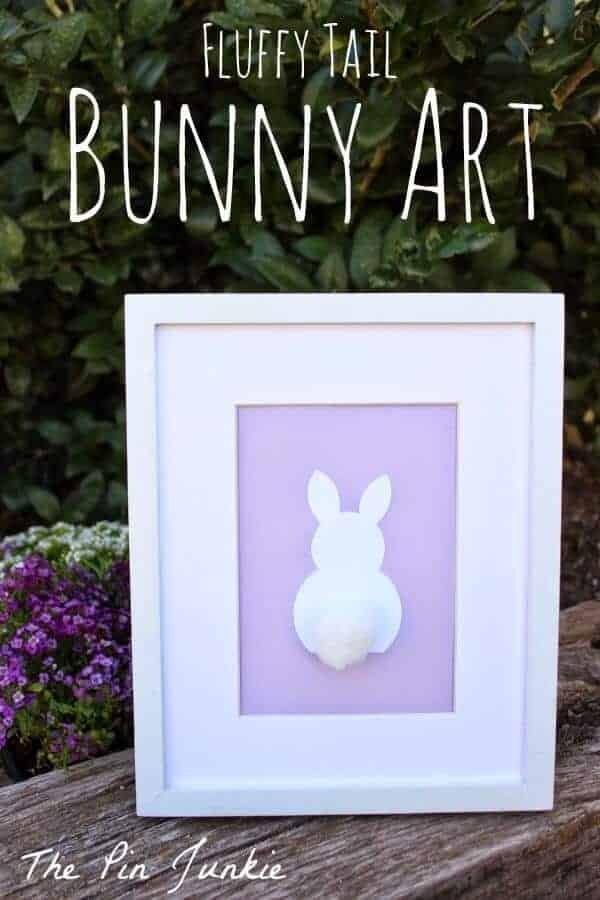 Bunny Art by The Pin Junkie