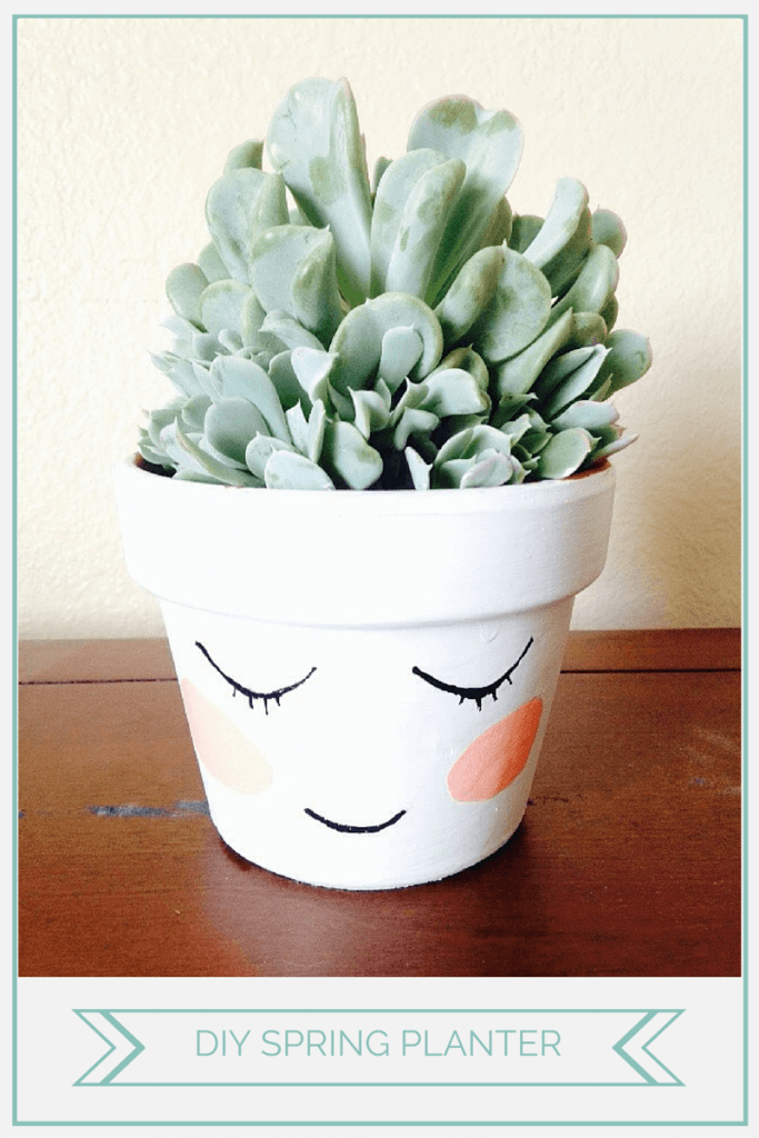 Spring Planter by Andie Conn