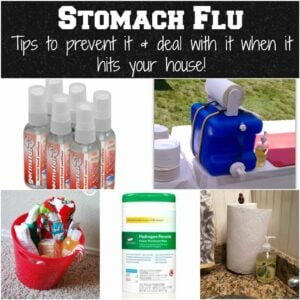 The Battle of the Flu – Stomach Flu Tips