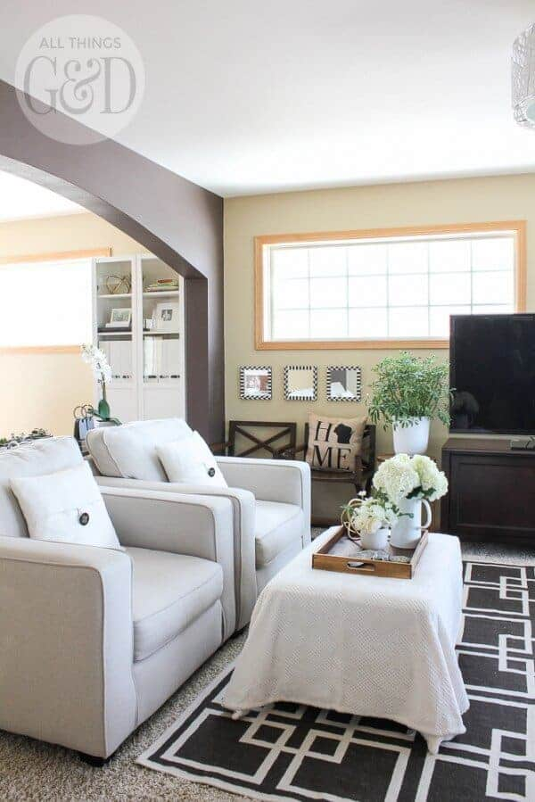 Spring Home Tour by ALl Things G&D