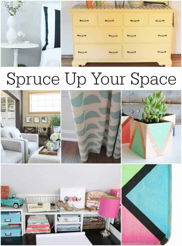 Spruce up your Space