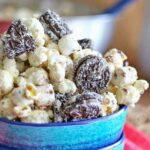Reese's Oreo Popcorn