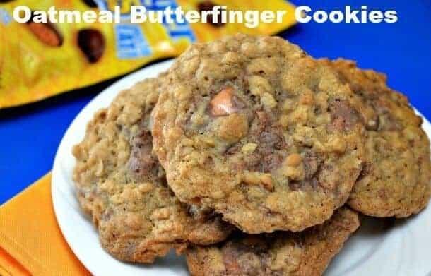 Oatmeal-Butterfinger-Cookies-1-645x427