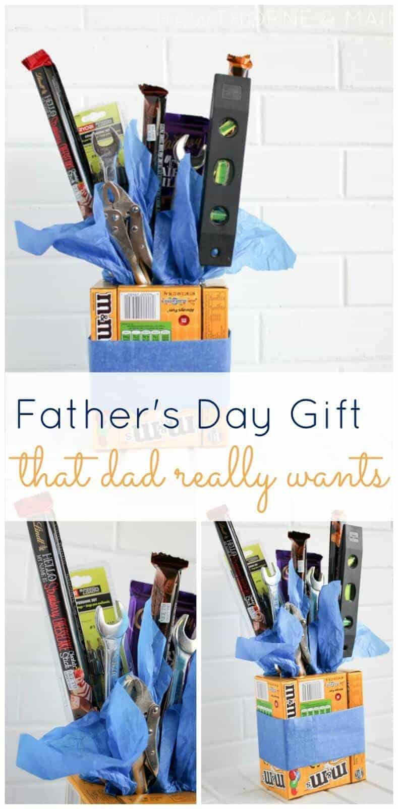 fathers day box title