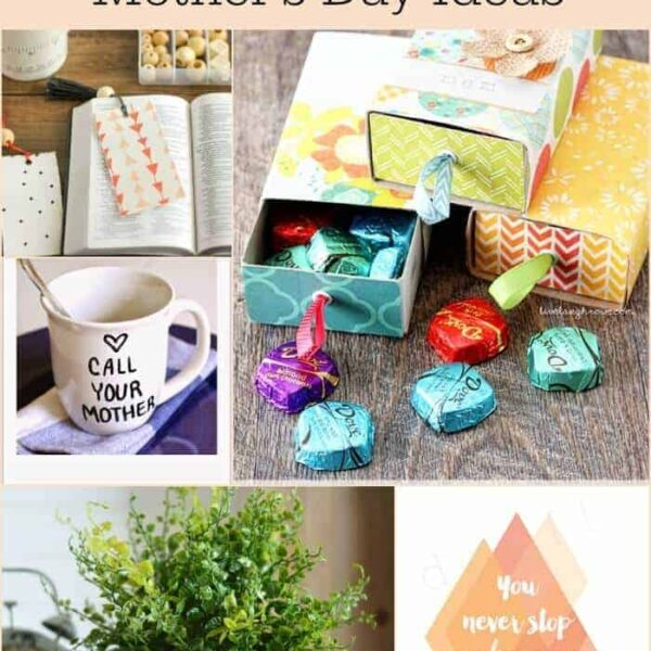 super simple mothers day ideas