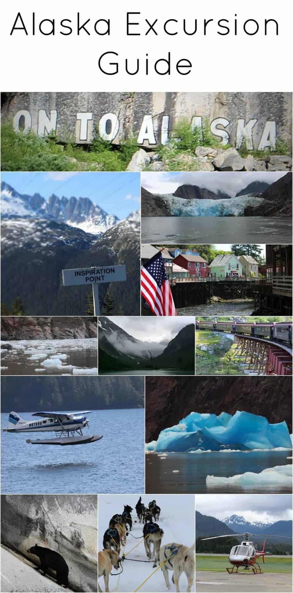 Alaska Excursion Guide
