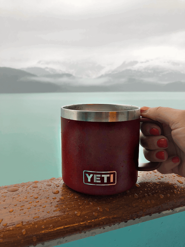 Yeti coffee travel mug