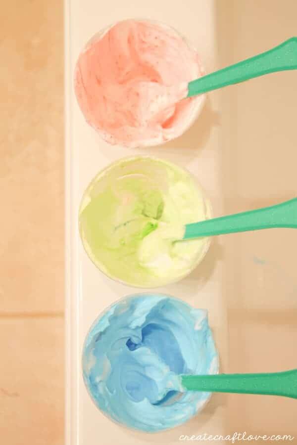 DIY Bath Paint by Create Craft Love