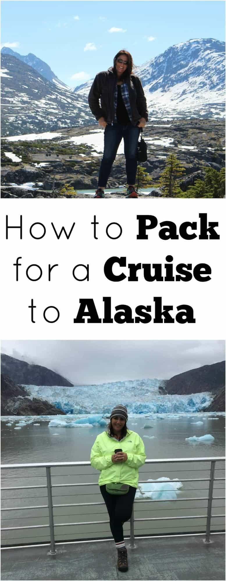 Alaska Cruise Packing List Page 2 Of 2 Princess Pinky Girl