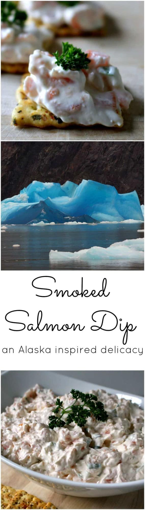 Smoked Salmon Dip - an Alaska inspired delicacy