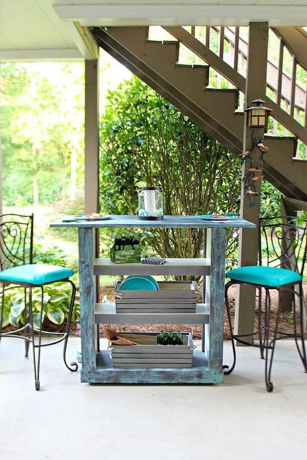 bar table by Refresh Restyle