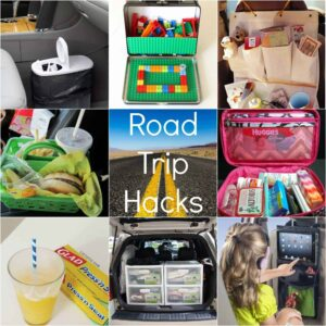 Road Trip Hacks for Kids